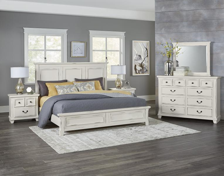 Timber Creek-Distressed White Image 1