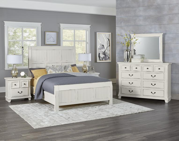 Timber Creek-Distressed White Image 2