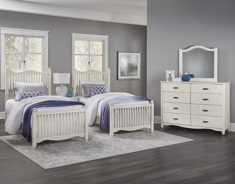 American Maple-Dusky White Image 1