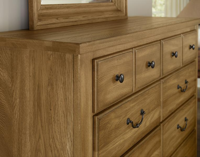 American Oak-Honey Oak Image 3