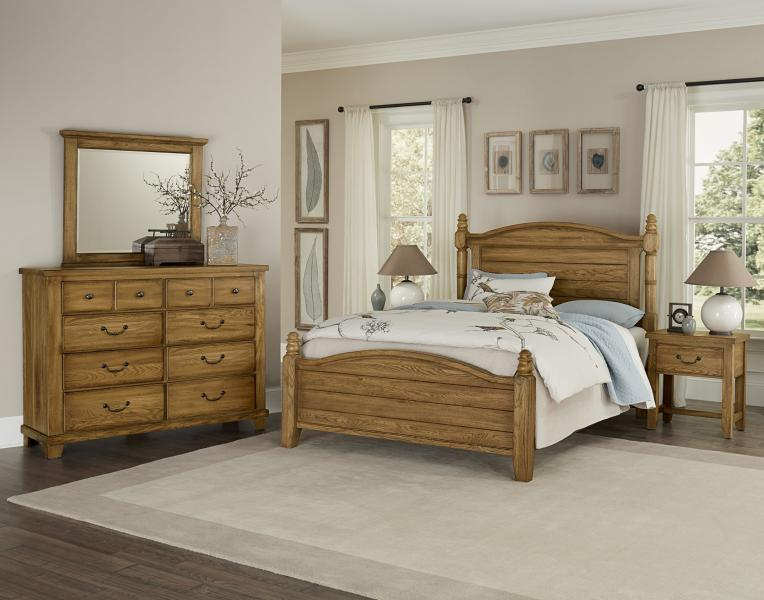 American Oak-Honey Oak Image 2