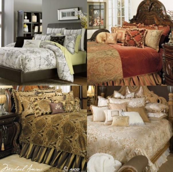 Aico Comforter Sets Image 1