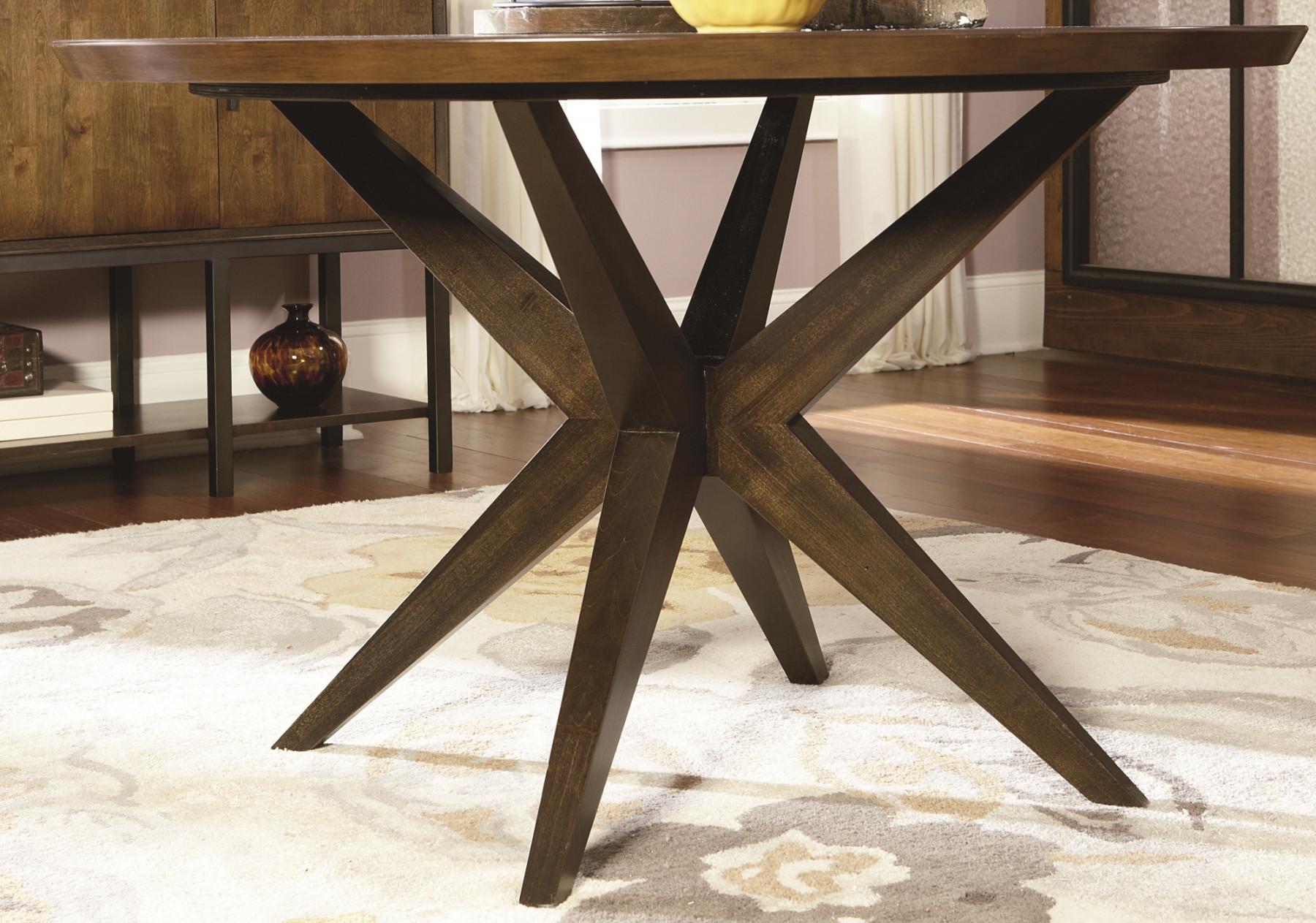 Legacy Kateri Round Pedestal Table 3600-520