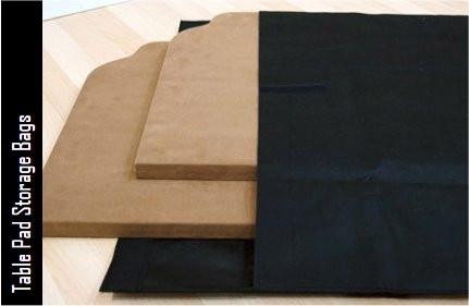 International Table Pad Table Pads Table PadLeaf Storage Bag - International table pads