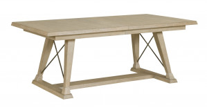 Clayton Dining Table w/ 2 18 Inch Leaves