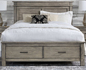 Cal-King Storage Bed