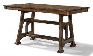 """Gathering Table w/ One 20"""" Leaf"""