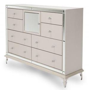 Upholstered Dresser-Frost