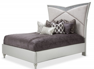 Cal-King Upholstered Bed