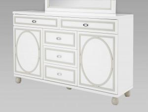 Dresser-White Cloud