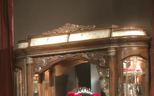 Lighting Box for Dresser Mirror