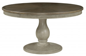 Octavia Dining Table w/ 1 20 Inch Leaf