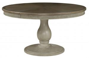 Octavia Dining Table w/ 1 20 Inch Leaf