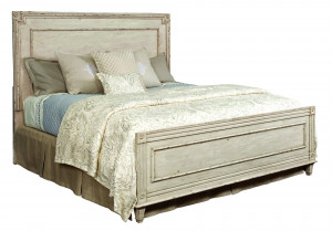 Cal-King Panel Bed