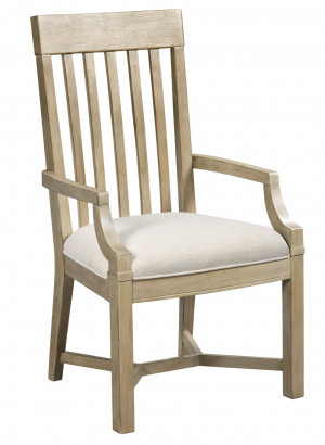 James Arm Chair-Driftwood