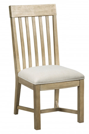 James Side Chair-Driftwood