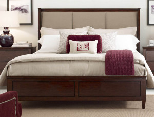 Queen Spectrum Storage Bed