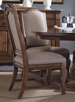 Herringbone Side Chair