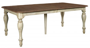 "Canterbury Table w/ Two 20"" Leaves"