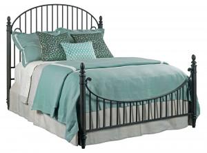 Queen Catlins Metal Bed