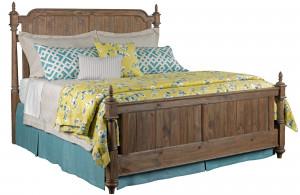 Cal-King Westland Bed