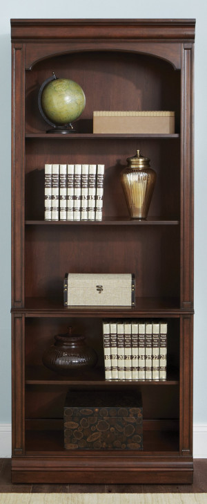Jr. Executive Open Bookcase