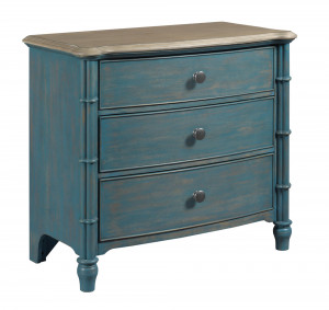 Sundown Accent Chest-Blue