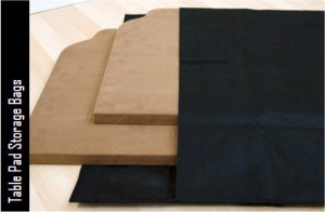 Table Pad/Leaf Storage Bags