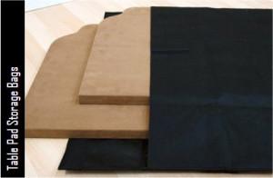 Table Pad/Leaf Storage Bags
