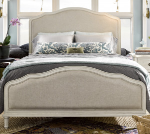 Amity Upholstered King Bed