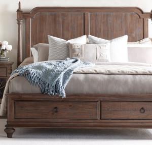 King Westland Storage Bed