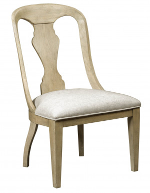 Whitby Upholstered Side Chair-Driftwood