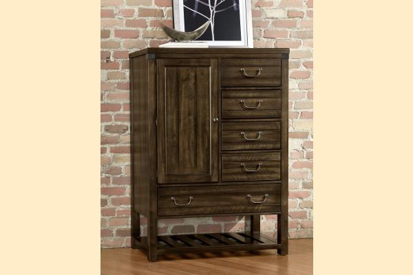 VB Artisan & Post  Sedgwick-Classic Dark Maple Standing Chest