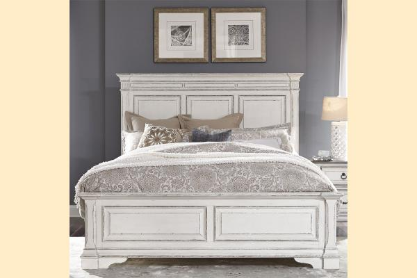 Liberty Abbey Park By Liberty King Panel Bed