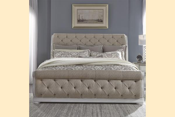 Liberty Abbey Park By Liberty King Uph Sleigh Bed
