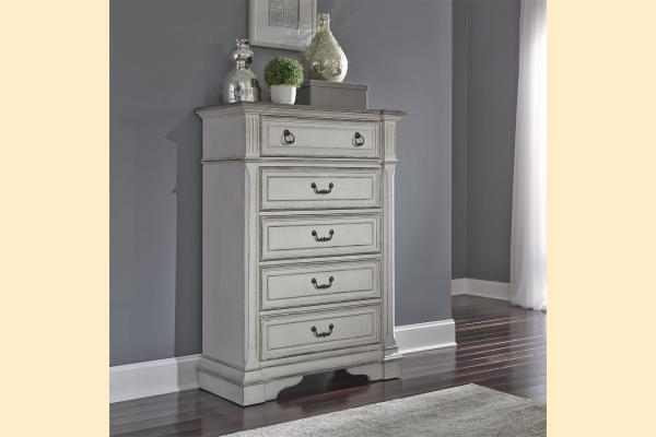 Liberty Abbey Park By Liberty Five Drawer Chest