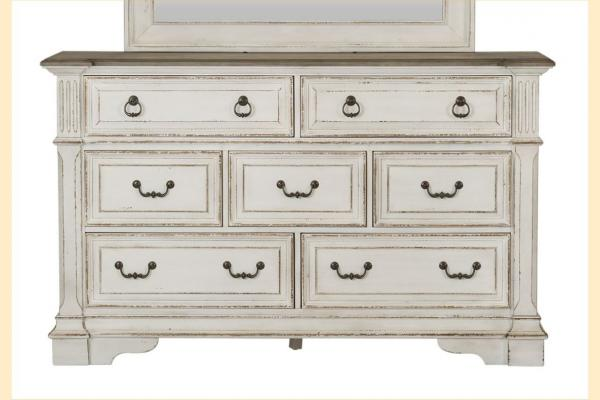 Liberty Abbey Park By Liberty Seven Drawer Dresser