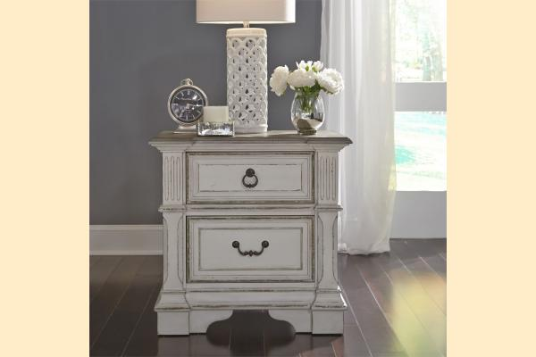 Liberty Abbey Park By Liberty Two Drawer Nightstand