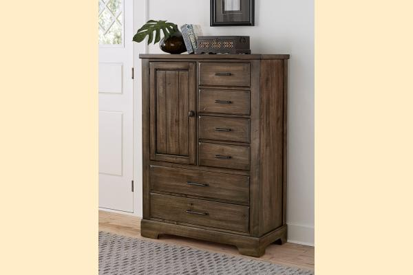 VB Artisan & Post  Cool Rustic-Mink Standing Chest