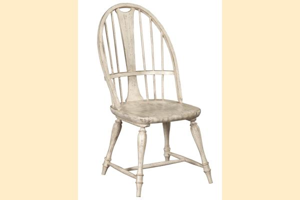 Kincaid Weatherford-Cornsilk Baylis Side Chair