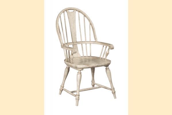 Kincaid Weatherford-Cornsilk Baylis Arm Chair