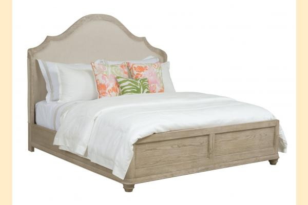 American Drew Vista King Haven Shelter Bed