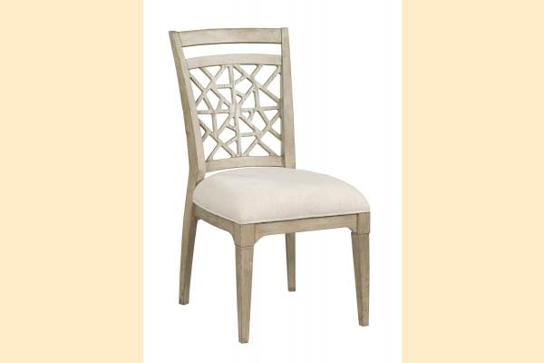 American Drew Vista Essex Side Chair