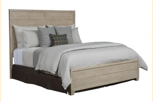 Kincaid Trails Roan CAL King Panel Bed