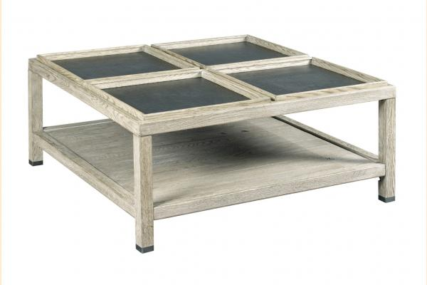 Kincaid Trails Occasional Elements Square Coffee Table