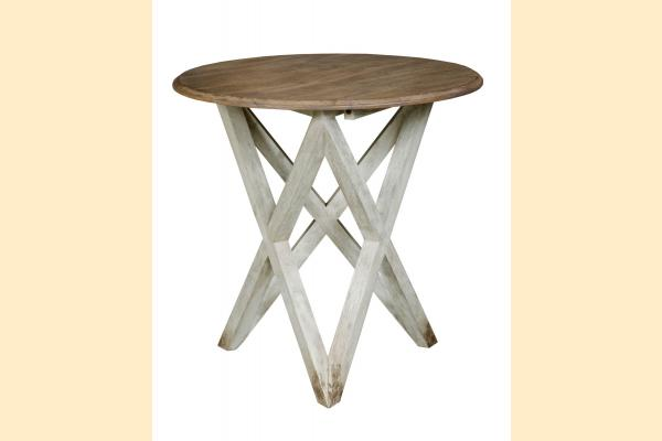 Kincaid Trails Occasional Colton Round Lamp Table