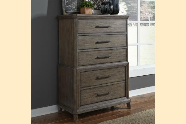 Liberty Artisan Prairie by Liberty 5 Drawer Chest