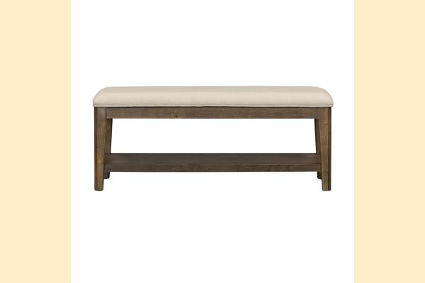 Liberty Artisan Prairie by Liberty Upholstered Bench