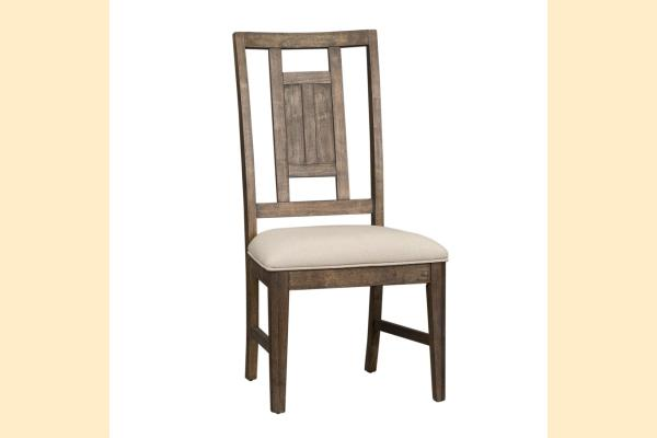Liberty Artisan Prairie by Liberty Lattice Back Side Chair