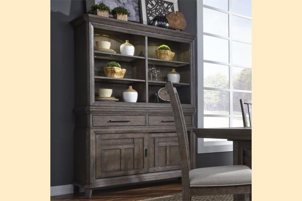 Liberty Artisan Prairie by Liberty Hutch & Buffet